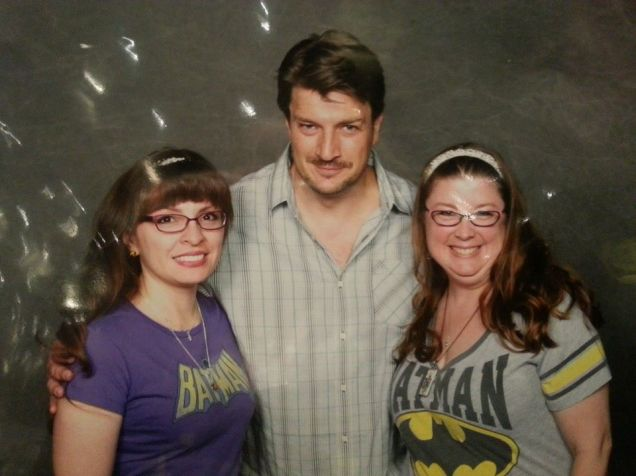 Why Fillion...you look quite mischevious