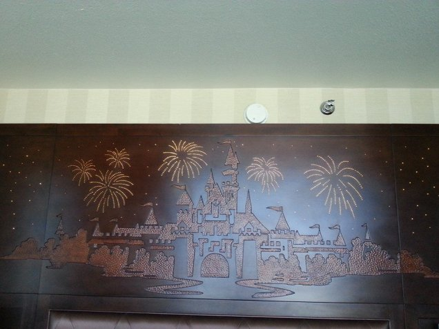 The MAGICAL headboard the BFF regrets they had in our room