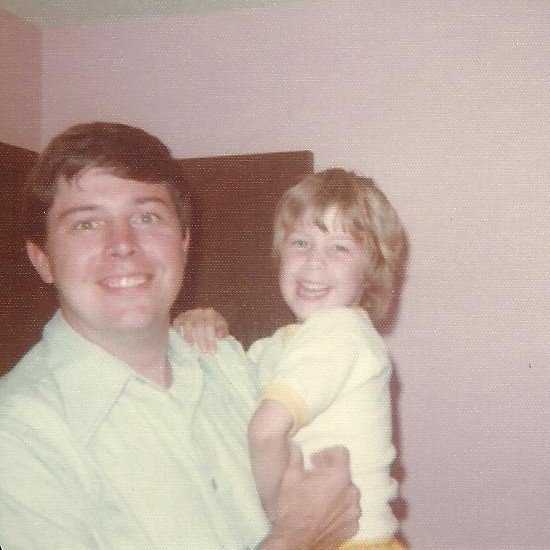 Daddy and me happy in the time BB (before Bubby)