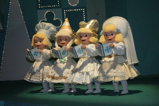 Small world dolls